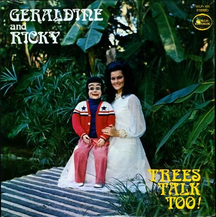 Geraldine &Ricky