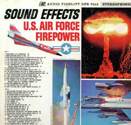 USAF Sound Effects