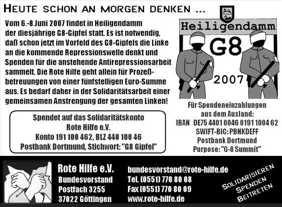 G8plakat
